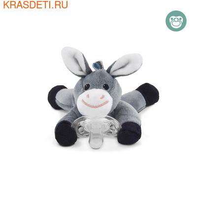 ZAZU Держатель для пустышки с игрушкой (фото, вид 2)