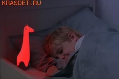 Zazu Фонарик и ночник Жираф Джина (фото, вид 3)
