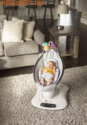 Вкладыш для новорожденного для шезлонга 4 moms мамару4.0 (фото, вид 4)