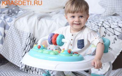 Happy Baby Ходунки SMILEY V2 (фото, вид 16)