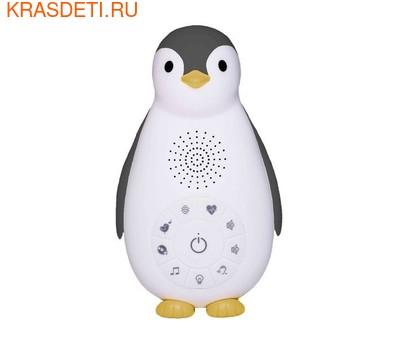 Zazu Пингвинёнок Зои 3 в 1 (Беспроводная колонка, проигрыватель, ночник) (фото, вид 1)