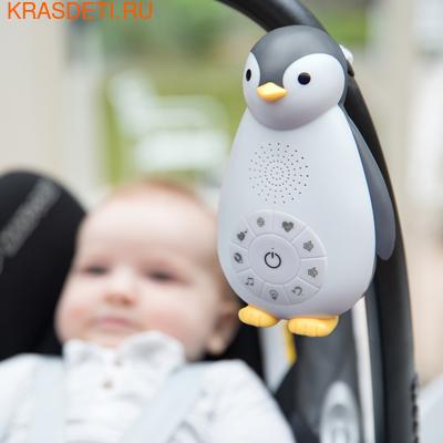 Zazu Пингвинёнок Зои 3 в 1 (Беспроводная колонка, проигрыватель, ночник) (фото, вид 4)