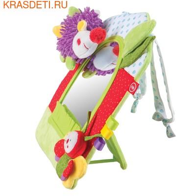 Happy Baby Игрушка-зеркало Lovely Garden (фото, вид 1)