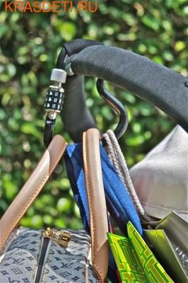 Крепление для сумок Buggygear B-Hook (фото, вид 3)