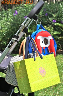 Крепление для сумок на ремнях Buggygear (фото, вид 3)