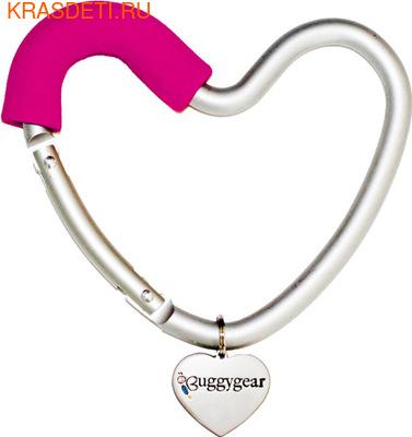 Крепление для сумок Buggygear Сердечко (фото, вид 2)