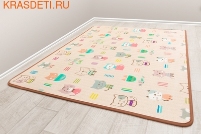 Детский коврик Parklon Prime Living, 200x150x1.0 см (фото, вид 5)