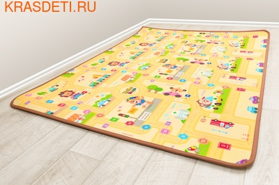 Детский коврик Parklon Prime Living, 200x180x1.0 см (фото, вид 10)