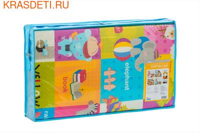 Портативный коврик Portable, 140x200x1.0 см (фото, вид 5)
