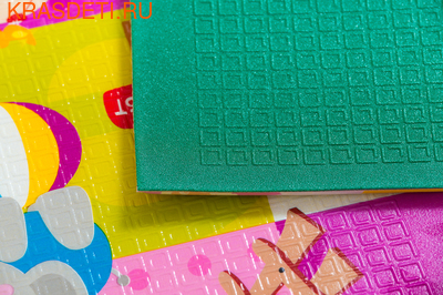 Портативный коврик Portable, 140x200x1.0 см (фото, вид 11)