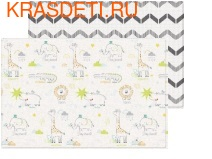 Детский коврик Parklon Pure Soft, 190x130x1.2 см (фото, вид 2)