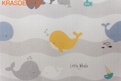 Детский коврик Parklon Pure Soft, 190x130x1.2 см (фото, вид 5)