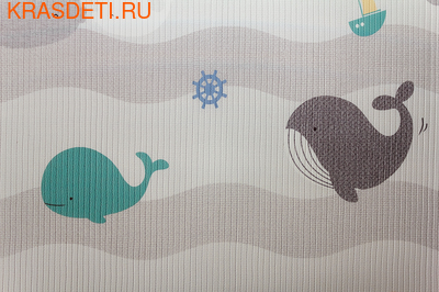 Детский коврик Parklon Pure Soft, 190x130x1.2 см (фото, вид 6)