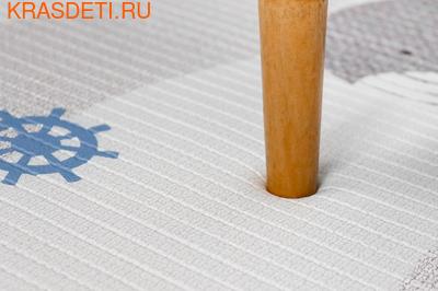 Детский коврик Parklon Pure Soft, 190x130x1.2 см (фото, вид 9)