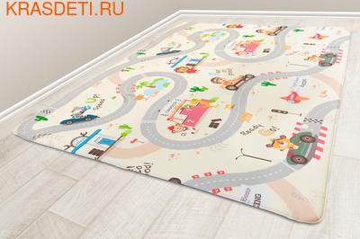 Детский коврик Parklon Pure Soft, 190x130x1.2 см (фото, вид 19)