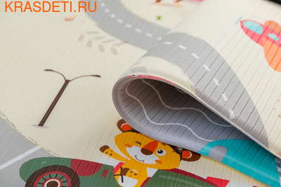 Детский коврик Parklon Pure Soft, 190x130x1.2 см (фото, вид 21)