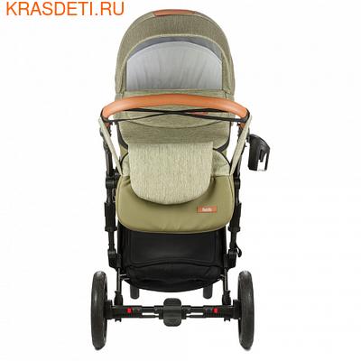 Nuovita Детская коляска Carro Sport 2 в 1 (фото, вид 13)