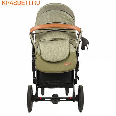 Nuovita Детская коляска Carro Sport 2 в 1 (фото, вид 17)