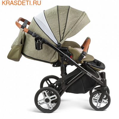Nuovita Детская коляска Carro Sport 2 в 1 (фото, вид 19)