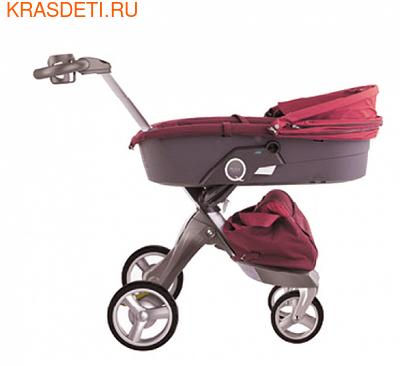 Nuovita Детская коляска Sogno 2 в 1 (фото, вид 3)
