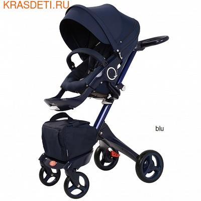 Nuovita Детская коляска Sogno 2 в 1 (фото, вид 5)