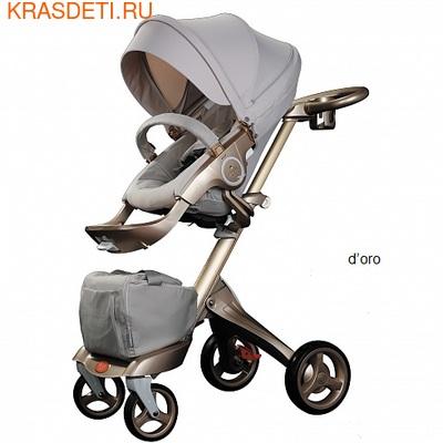 Nuovita Детская коляска Sogno 2 в 1 (фото, вид 6)