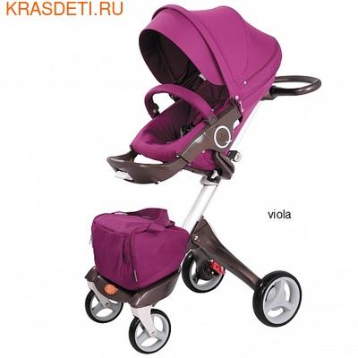 Nuovita Детская коляска Sogno 2 в 1 (фото, вид 7)