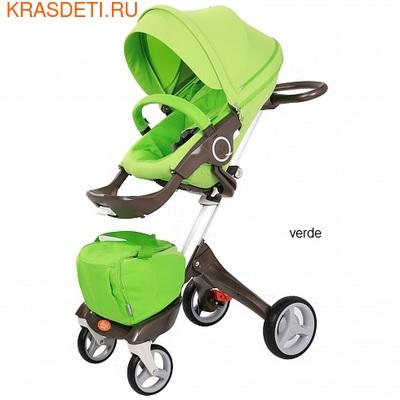 Nuovita Детская коляска Sogno 2 в 1 (фото, вид 9)