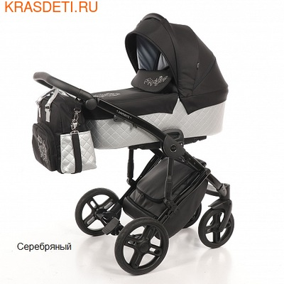 Nuovita Детская коляска Diamante 2 в 1 (фото, вид 4)