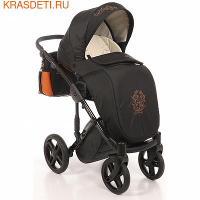 Nuovita Детская коляска Diamante 2 в 1 (фото, вид 11)