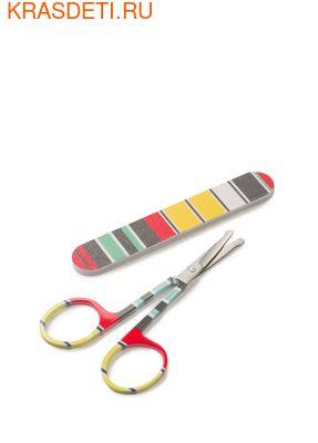 Маникюрный набор (ножницы и пилка) (фото, вид 1)