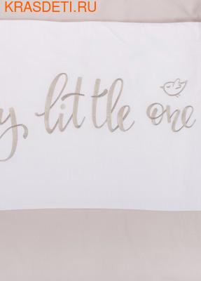 Happy Baby КОМПЛЕКТ ПОСТЕЛЬНОГО БЕЛЬЯ (НАВОЛОЧКА + ПОДОДЕЯЛЬНИК) комплект постельного белья (наволочка + пододеяльник) (фото, вид 3)