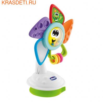 Chicco Игрушка развивающая Will the Pinwheel (на стульчик для кормления) 6м+ (фото, вид 3)