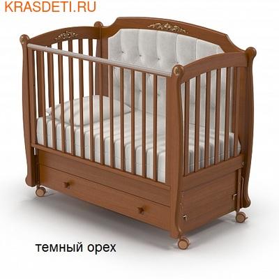 Nuovita Детская кровать Furore Swing продольный (фото, вид 1)