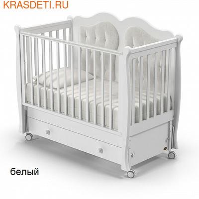 Nuovita Детская кровать Affetto Swing продольный (фото, вид 2)