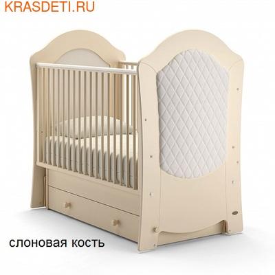 Nuovita Детская кровать Tempi Swing поперечный (фото, вид 1)
