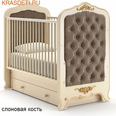 Nuovita Детская кровать Fulgore swing поперечный (фото, вид 1)