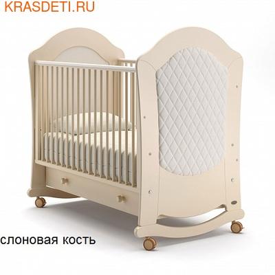 Nuovita Детская кровать Tempi dondolo (фото, вид 1)