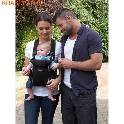 Рюкзак-кенгуру Clippasafe Переноска для детей Carramio (фото, вид 2)