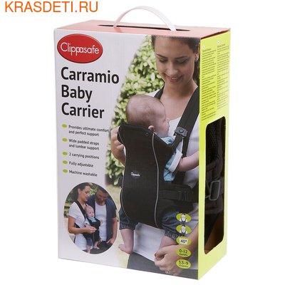 Рюкзак-кенгуру Clippasafe Переноска для детей Carramio (фото, вид 4)