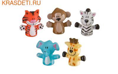 Happy Baby FUN AMIGOS набор игрушек на пальцы 6 мес. – 3 года (фото, вид 1)