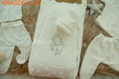 "Комплект на выписку ""Ангелок"" ЗИМА (фото, вид 2)"