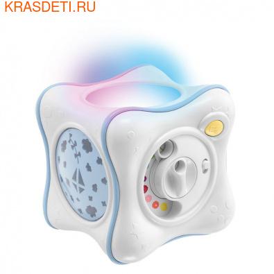 """Chicco Игрушка-проектор в виде куба Chicco """"Радуга"""", 0м+ (фото, вид 4)"""