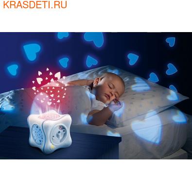 """Chicco Игрушка-проектор в виде куба Chicco """"Радуга"""", 0м+ (фото, вид 7)"""