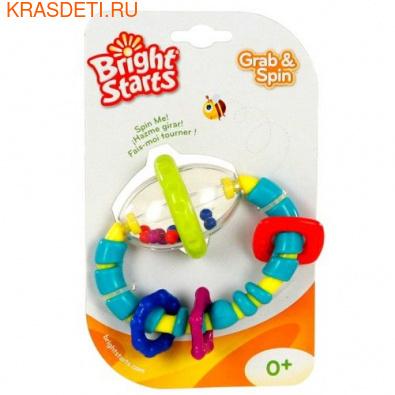 """Развивающая игрушка Bright Starts """"Хватай и вращай"""" (фото, вид 1)"""