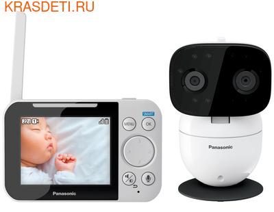 Видеоняня Panasonic KX-HN3001 (фото, вид 1)