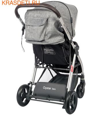 Детская прогулочная коляска Oyster Zero Basic (фото, вид 1)