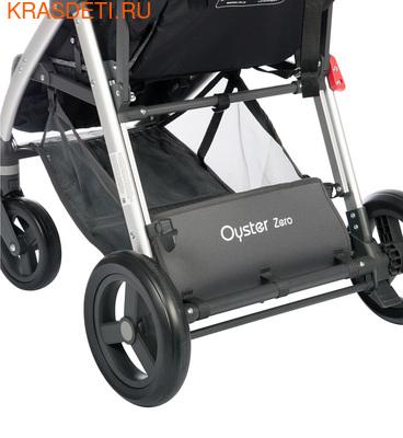 Детская прогулочная коляска Oyster Zero Basic (фото, вид 2)
