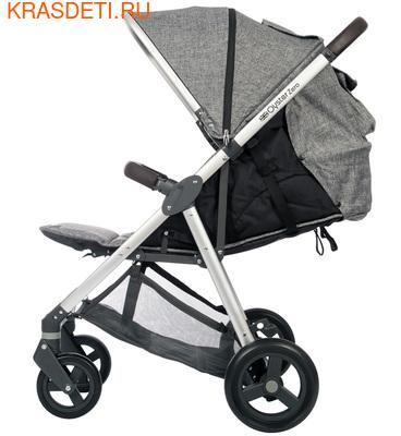 Детская прогулочная коляска Oyster Zero Basic (фото, вид 4)