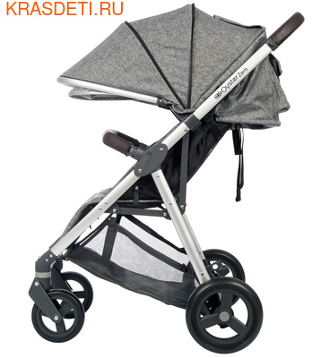 Детская прогулочная коляска Oyster Zero Basic (фото, вид 6)